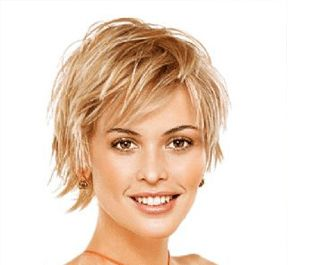 Pin By Kristin Kennedy On Re Do This Board Gifts Brene Brown Short Thin Hair Shaggy Short Hair Oval Face Hairstyles