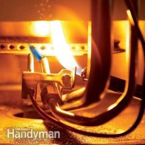 How To Fix A Water Heater Pilot Light Home Repair