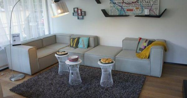 boconcept carmo sofa living pinterest. Black Bedroom Furniture Sets. Home Design Ideas