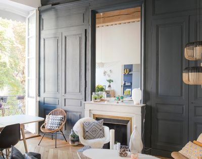 Home sweet home place sathonay marion lano home tour pinterest salons designers and - Marion lanoe ...