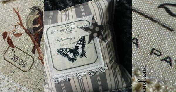 eurodif coussins bois coussins pinterest pin. Black Bedroom Furniture Sets. Home Design Ideas