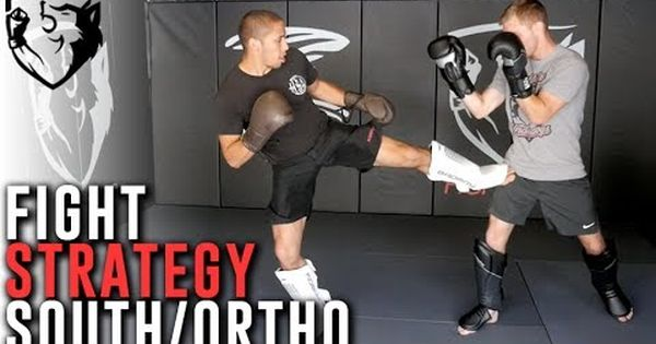 Fight Strategy Southpaw Orthodox Mma Boxing Muay Thai Sparring Southpaw Kickboxing