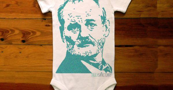 I'm Bill Murray Baby Onesie my children will be so stylish