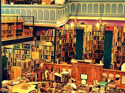 Leakey's Bookshop UK