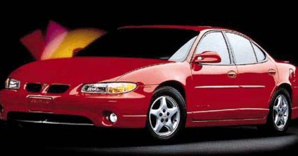1997 Pontiac Grand Prix Car Review Picture Grand Prix Cars
