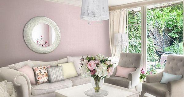 21++ Decoracion color rosa viejo ideas