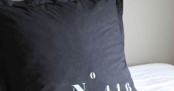 le grenier de ninon pillow pillows pinterest pillows and pillow shams. Black Bedroom Furniture Sets. Home Design Ideas