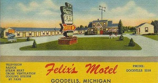 Vintage Travel And Motel Postcards Postcard Motel Vintage Travel