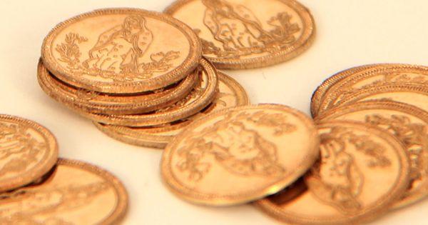 arras con motivo de la virgen de guadalupe de 14k estas monedas son parte del juego de arras de. Black Bedroom Furniture Sets. Home Design Ideas