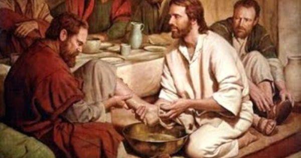 A Virtude Da Humildade Reflexao Espirita Imagens De Cristo