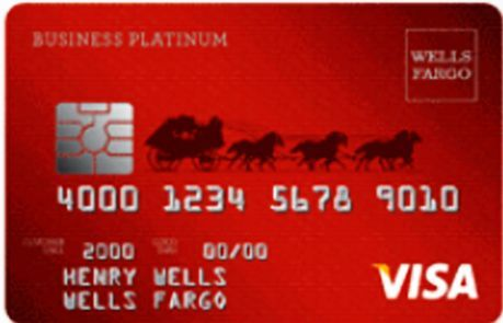 Wells Fargo Business Platinum Credit Card Most Flexible