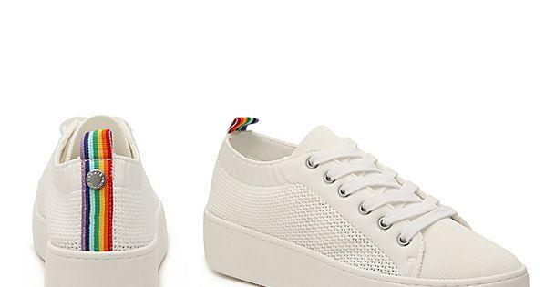 Steve Madden Bardo Platform Sneaker