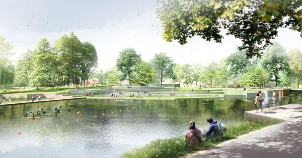 Cyrille Jacques Futur Parc Du Heyritz Strasbourg