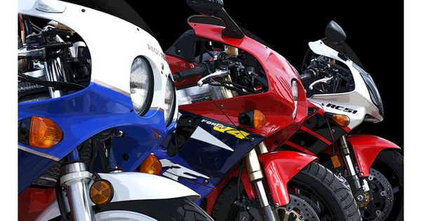 Honda RC30, RC45 and RC51 | Bike Porn | Pinterest | Honda and Motorcycles