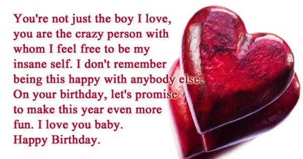 704 Birthday Wishes For Boyfriend Jpg 500 333 Boyfriend Quotes