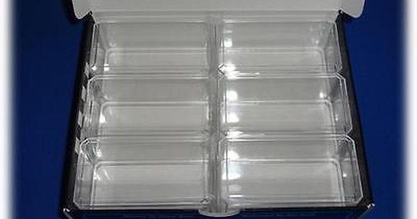 6 New 1 64 Scale Crystal Clear Acrylic Display Cases Matchbox Hot Wheels Nascar Ebay Acrylic Display Case Clear Acrylic Display Case