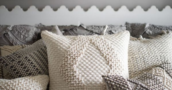 When In Doubt Go Neutral And Textural Magnolia Home By
