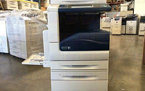 Renewed Xerox Workcentre 7556 Tabloid Size Color Multifun