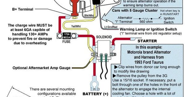 1976 Ford Alternator Wiring Diagram Wiring Diagram Blog Alternator Car Alternator Ford Mustang Forum