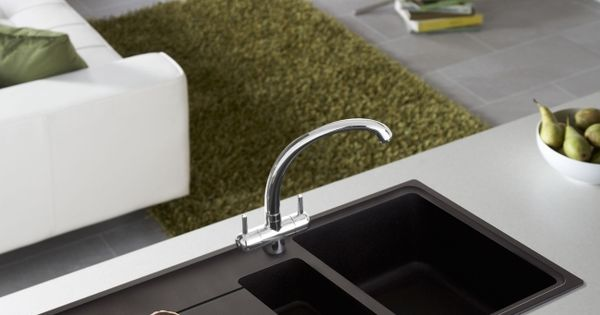 Franke Sink Stockists : contrasting worktop and sink from FRANKE Burlanes- Stockists ...