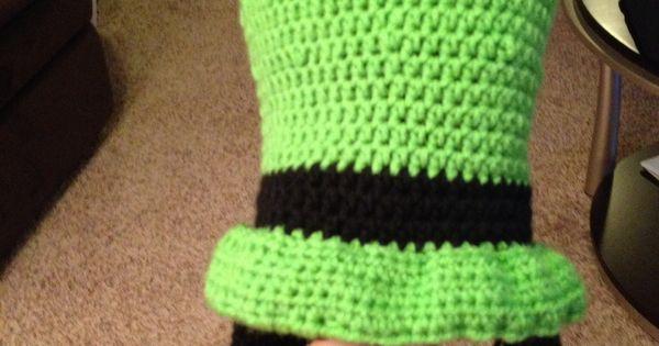 Disney Goofy Crochet Hat Character Crocheting