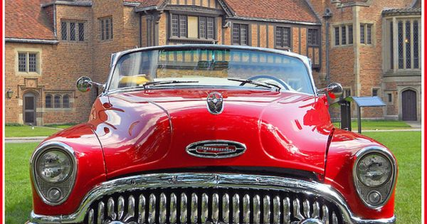 1953 Buick Skylark Buick Motor Division Detroit