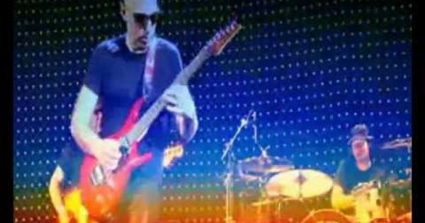 Joe Satriani Full Live Concert Paris 2010 Over 2 Hours Of Joe