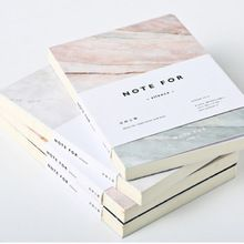 New Note For Silence Sketchbook Diary Drawing 80 Sheets Creative School Notebook Paper Sketch Book Office School Supplies Gift With Images Cute Stationery Stationery Marble Design