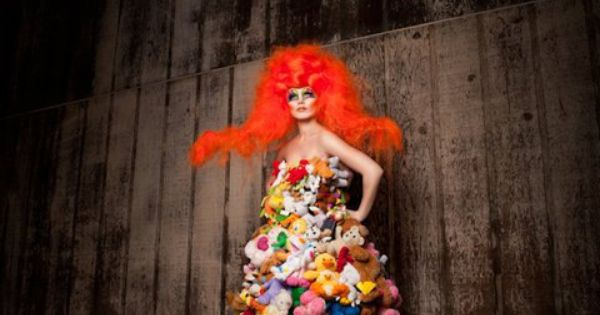 Toy Animal Dress