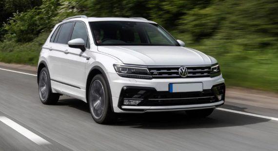 2019 Volkswagen Tiguan Redesign Interior Release Date Tiguan R