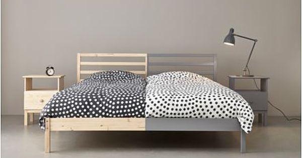 Tarva Bettgestell Kiefer Luroy Ikea Deutschland Ikea Bett Bettgestell Ikea