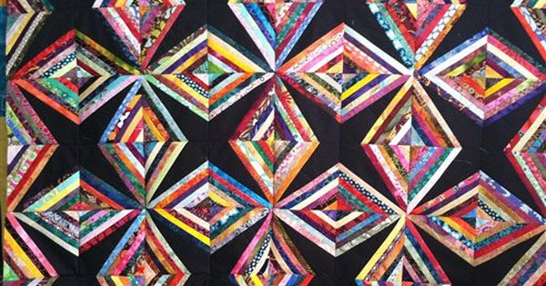 Candis The Pattern Is Called Diamonds Are Forever And It