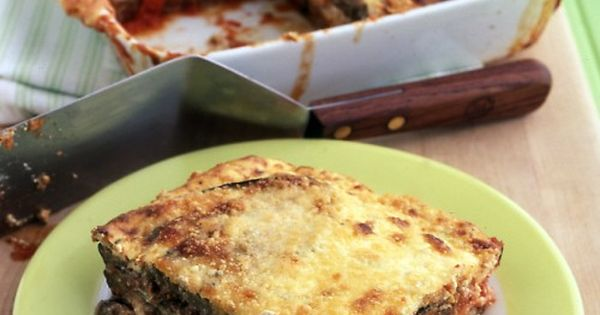 Eggplant Ricotta Bake | Recipe | Ricotta, Eggplants and Martha Stewart