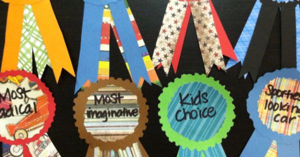Boy Scout Awards and Ribbons