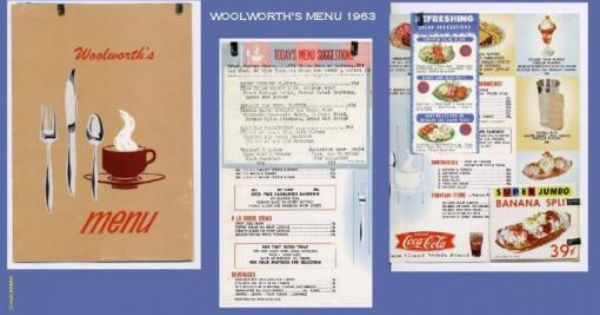 1970s Restaurant Menus – Wonderful Image Gallery