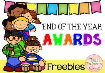 30+ Fourth Grade Award's Day Free Clipart