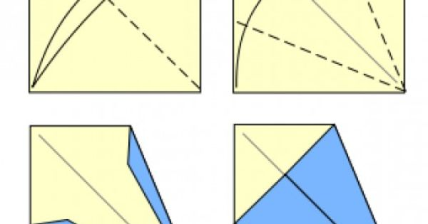 how to make an origami kite 28 images how to fold an