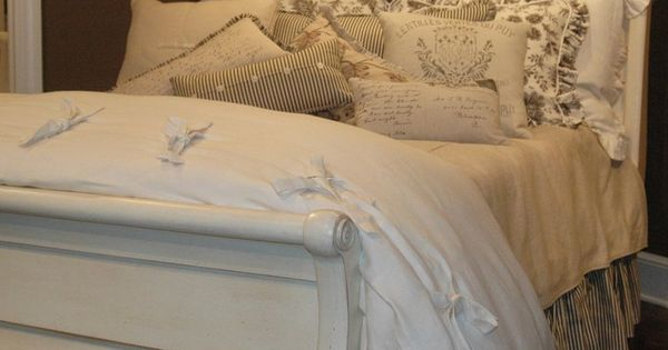 Toile Laundry Room Ideas: French Laundry Bedding Is On Sale At Country Cottage