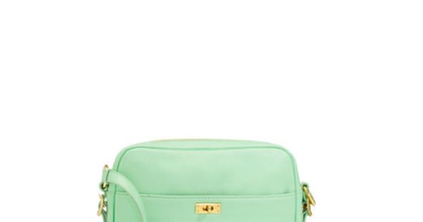 J.Crew Mint Purse splendidsummer