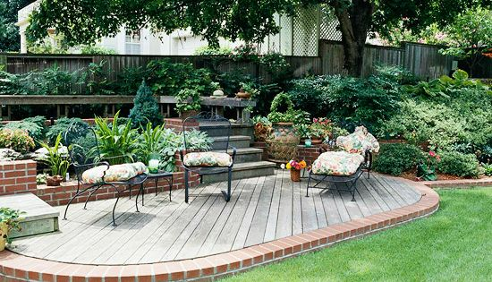 Patios and decks are great for entertaining but aren't always large enough