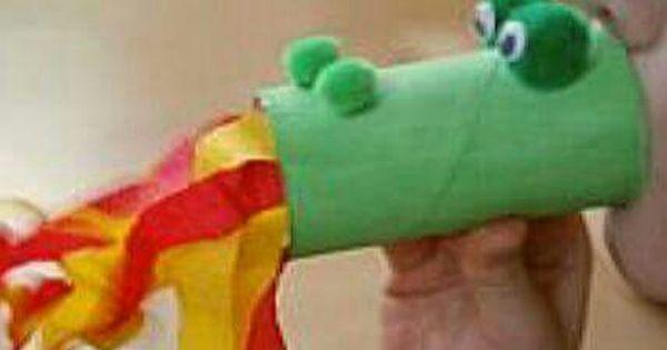 Drachen basteln neue pinterest http www for Drachen basteln im kindergarten