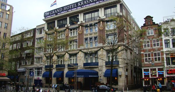 Nh Grand Hotel Krasnapolsky In Dam Square Amsterdam