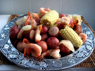 68 Days Of Gourmet Lowcountry Boil Seafood Recipes Spicy Recipes Recipes