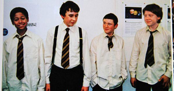 Costume Check Harry Potter Cast Harry Potter Actors Harry Potter Images