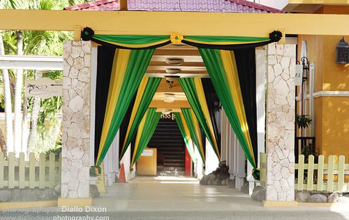 Jamaica 50 decorations decoration 50th and jamaican party for Home decor jamaica