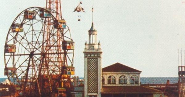the ferris wheel coney island by janny dangerous new