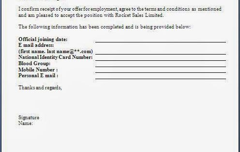 every bit life job offer acceptance letter format iylkfve for - offer acceptance letters