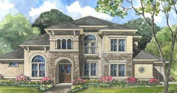 4500 Sq Ft 5br House Plan Houses