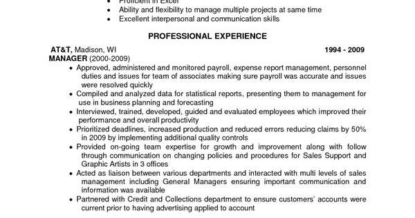 handled synonym resume