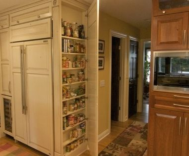 Kitchen Storage Ideas For Small Spaces Pantries The Doors